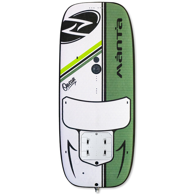 An Onean Manta Electric SUP. We have them for rent here at Lago Mar in Houston, Texas. Check us out in Texas City.